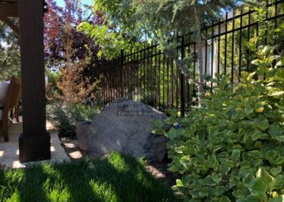 Aluminum Decorative Fence