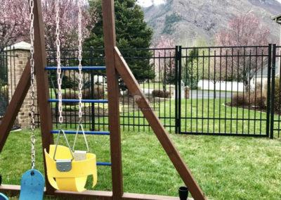Aluminum Protection Fence