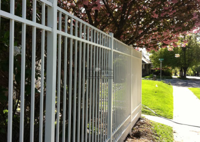 Aluminum Protection Fence