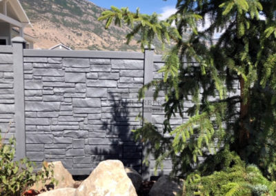 SimTek Privacy Fence